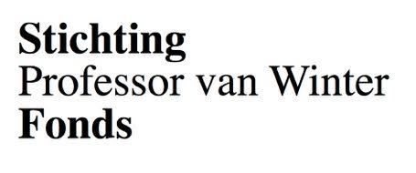Stichting Professor van Winter Fonds